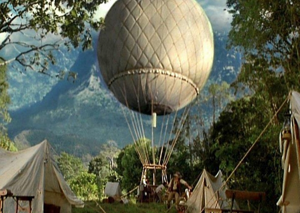 Balão - The Lost World - O Mundo Perdido