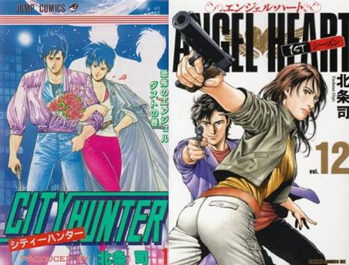 City Hunter Mangá