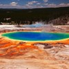 Gran Prismatic Spring - Yellowstone National Park