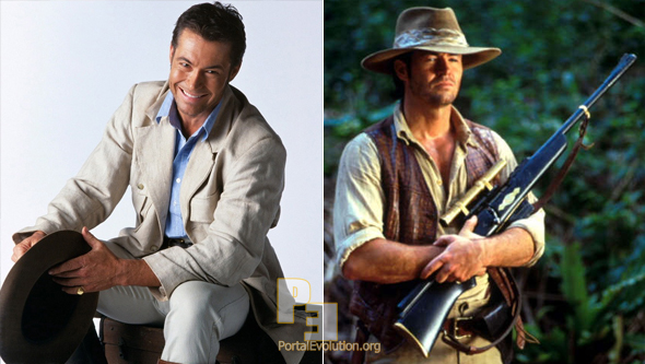 Lord John Richard Roxton (Will Snow)