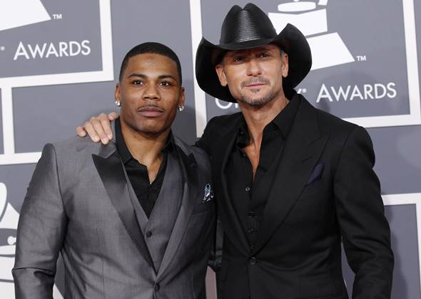 Nelly e Tim McGraw