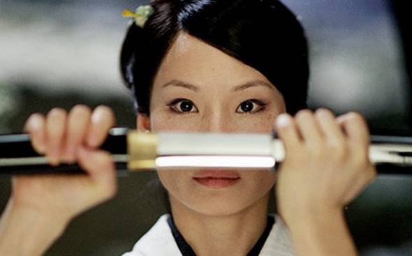 O-Ren Ishii (Lucy Liu) – Kill Bill, Vol. 1