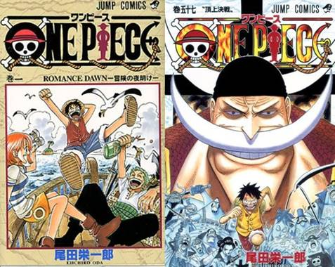 One Piece Mangá