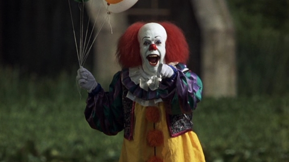 Pennywise - It - Uma Obra Prima do Medo