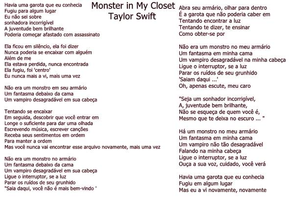 traducao-monster-in-my-closet-taylor-swift