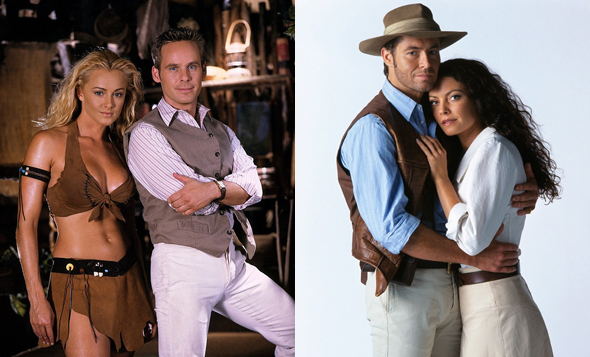 Veronica, Malone - Roxton, Marguerite - The Lost World: O Mundo Perdido